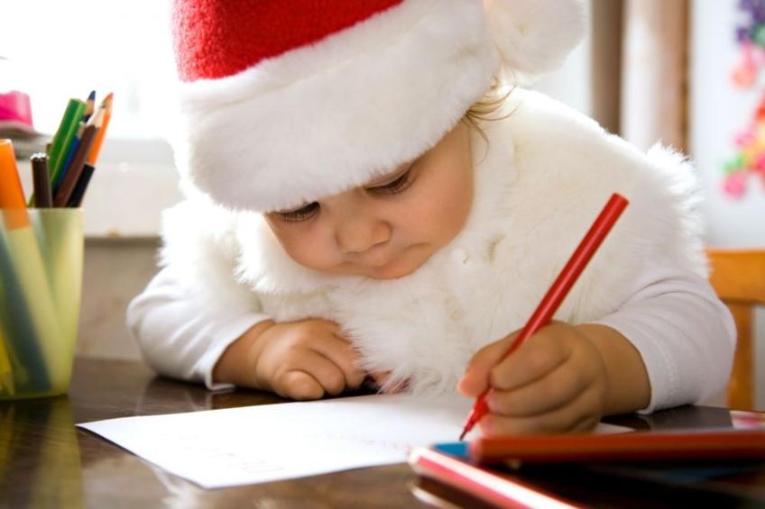 Lettre au Père-Noël Rouen
