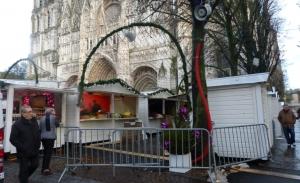 Ouverture du Marché de Noël de Rouen